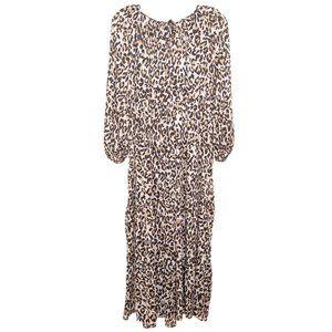 Banana Republic Longsleeve Boho Maxi Dress NEW